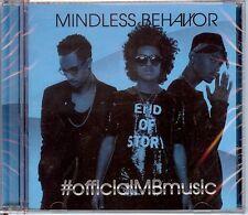 MINDLESS BEHAVIOR  #officialMBmusic  New Sealed R&B CD