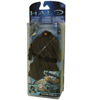 Mcfarlane Toys Action Figure - Halo - Master Chief With Cloak - In Package