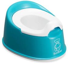 Turquoise Potty Seat Toilet Training, Ergonomic Toddler Children Comfort Trainer
