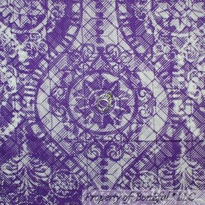 BonEful-Fabric-FQ-Cotton-Quilt-Purple-White-Damask-Flower-Gothic-Lace-Goth-Girl