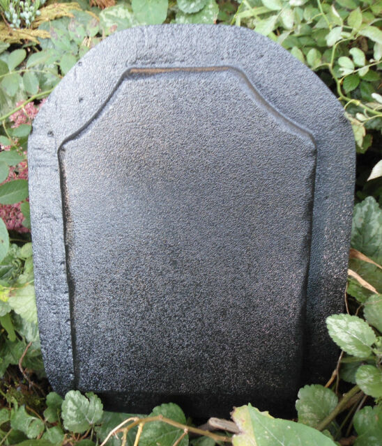 Memorial One day we will meet  plastic mold concrete plaster garden mould
