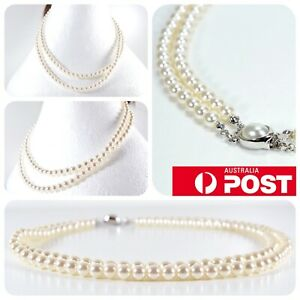 Price is for 1 or 10 clasps Diamante clasps for stringing 3 rows of beads or pearls