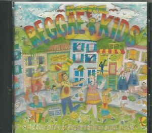 Music-CD-More-Reggae-For-Kids
