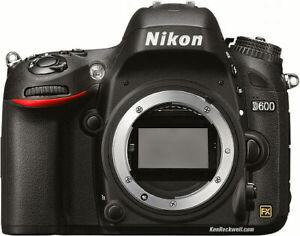 NIKON-D600-24MP-DIGITAL-SLR-BODY-NITAL-CARD-COME-NUOVA-RICONDIZIONATA-DA-PRO