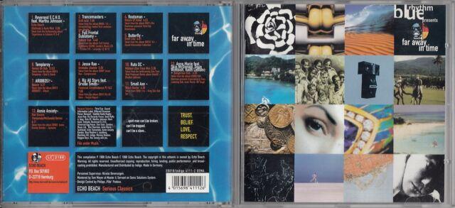 VA Echo Beach-Far Away in Time,  CD
