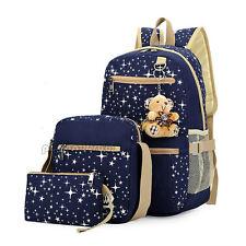 J carrot world map print canvas backpack school bookbag book bag 3pcs set women canvas bag backpack girl school shoulder bag bookbag travel bags gumiabroncs Images