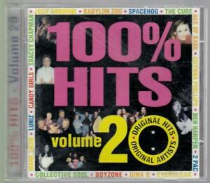 100-Hits-Volume-20-1996-CD-ALBUM-Various-Artists