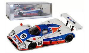 Spark S0570 Aston Martin Amr1 n ° 19 Le Mans 1989 - Leslie / mallock / sears 1/43 Échelle 9580006905703