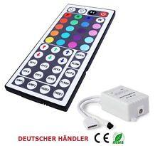 █►Mini RGB Controller mit 44-Tasten IR-Fernbedienung für RGB LED-Strips  12V-24V