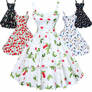 c8afcc6aff9a Image is loading Maggie-Tang-50s-Cherry-VTG-Hepburn-Rockabilly-Pinup-
