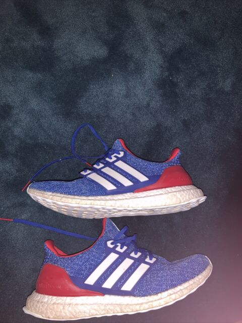adidas Ultra Boost USA Mens Ee3704 Red