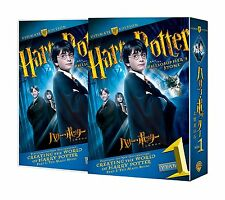 MOVIE-HARRY POTTER AND THE PHILOSOPHER'S STONE COLLECTOR'S ED.-JAPAN 4 DVD G85