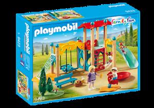 Playmobil-9423-Family-Fun-Park-Playground-MIB-New