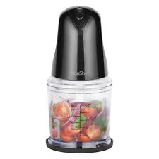 VonShef 400W Mini Chopper Food Processor Electric Vegetable Cutter Dicer