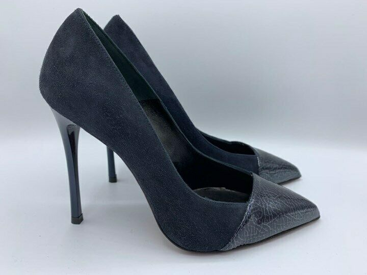shoes women DECOLLETE OSVALDO ROSSI CAMOSCIO NUOVE SCONTO 30%
