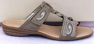 "Leder Remonte Schuhe Damen Sandale /""Sandra/"" ++NEU+++"