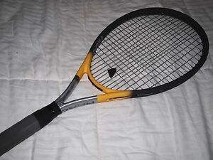 Head-Ti-S4-tennis-racket-with-cover-used