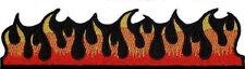 "DANCING FLAME PATCH 20CM X 5CM (8"" X 2"")"