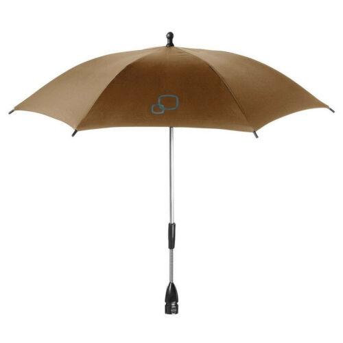 Genuine QUINNY Parasol Umbrella Rebel Red UV protection Brand New in Box.