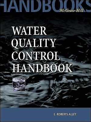 Water Quality Control Handbook by Alley, E. Roberts