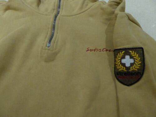 Sweat beige cammello M colore Strellson lunga Gr manica l zw4E1qfF