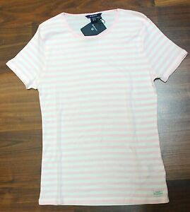 4c996b12d6b271 GANT Ladies T-Shirt Striped Rib size XL new with label 7332972984624 ...
