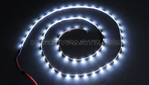 HobbyPartz White 0.5 Meter LED 30 LED Strip Lights 79P-10185