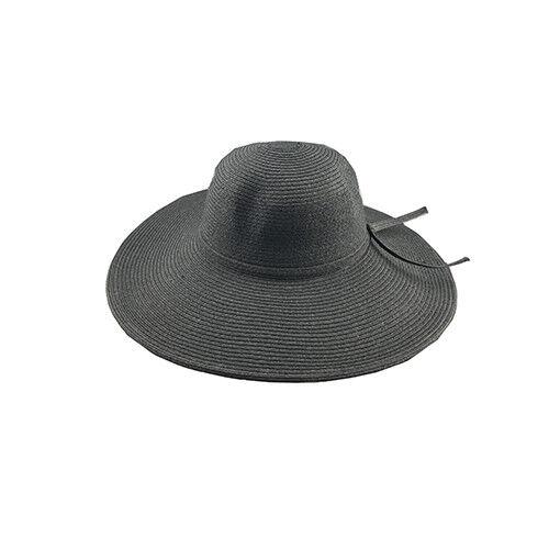 Onorevoli Estate FLOPPY CAPPELLO SPIAGGIA TESA LARGA paglia Cappello Fashion Designer H11