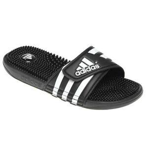 on sale 8f068 a307c ebay sandalias adidas,sandalias adidas voloomix slide para hombre negro  met谩lico plata . chanclas adidas mujer ebay
