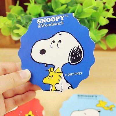 Official M&G 60 Pcs 76*76  Blue Snoopy Stick Note Sticky Memo 100% New