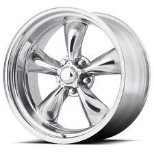 "4-American Racing VN515 Torq Thrust II 16x8 5x127/5x5"" -11 Polished Wheels Rims"