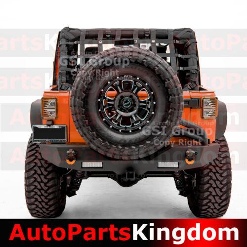 Off Road 4 Door Black Cargo Net System Restraint Net For 07-18 Jeep JK Wrangler