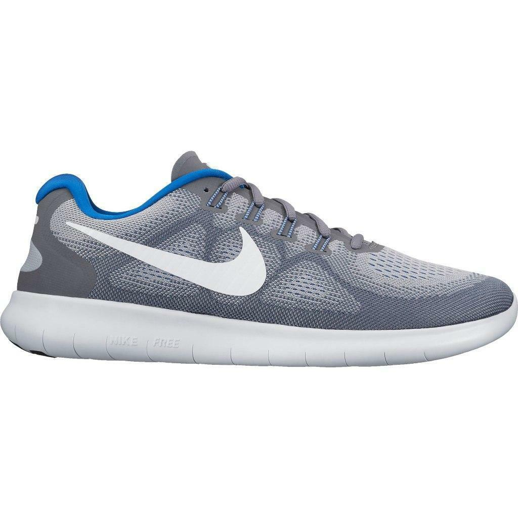 Mens NIKE FREE RN 2017 S Cool Grey Trainers Trainers Trainers 904714 004 515ad4