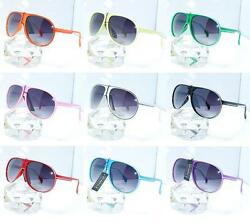 Sonnenbrille Spiegelbrille Pilotenbrille Pornobrille