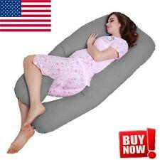 Oversized Comfort Total Body full support Pregnancy Maternity Pillow U Shape  KJ