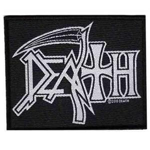 OFFICIAL-LICENSED-DEATH-LOGO-SEW-ON-PATCH-DEATH-METAL