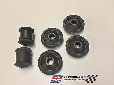 Ford Sierra Cosworth 4wd Inner /& Outer TCA Bushes Complete Kit Standard OE009KIT