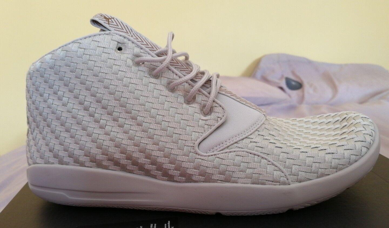 Nike Jordan Eclipse Chukka Light Bone Beige Bnib Mens 881453015