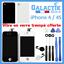 ECRAN-TACTILE-LCD-RETINA-IPHONE-4-4S-NOIR-BLANC-VITRE-ARRIERE-HOME-OUTILS
