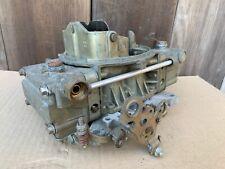 Holley 600cfm 4bbl Carburetor 1850 3154