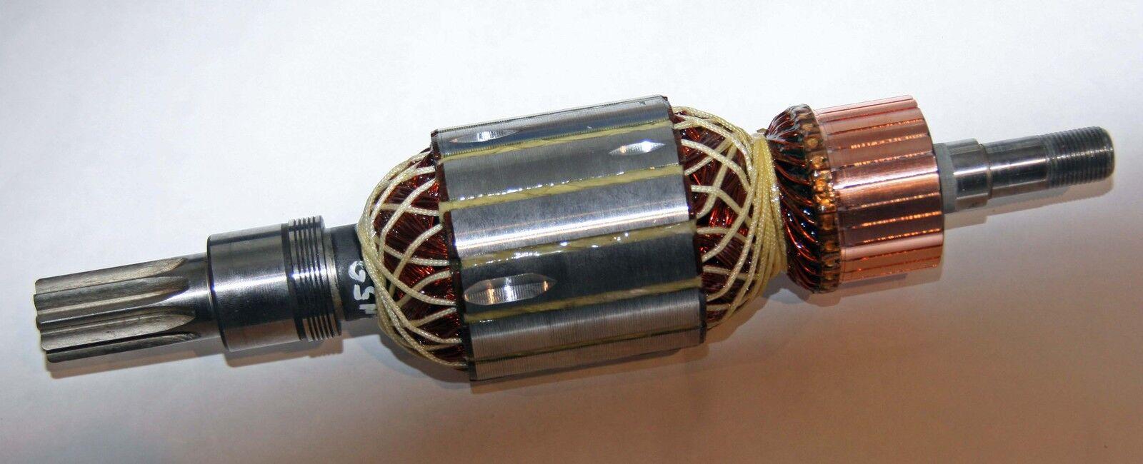Anker Motor Rotor Bosch GSH 27 1614011091 230V 240V