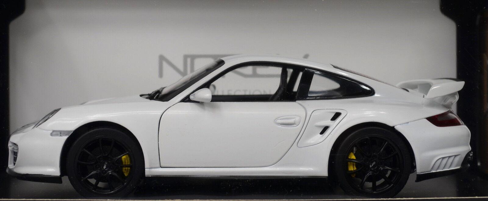Porsche 911 GT2 weiß 2007 im Maßstab Maßstab Maßstab 1 18 von Norev  | Abrechnungspreis  7da5ee