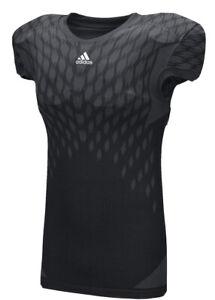 New Adidas Mens Techfit Primeknit Football Jersey Large MSRP $130 ...