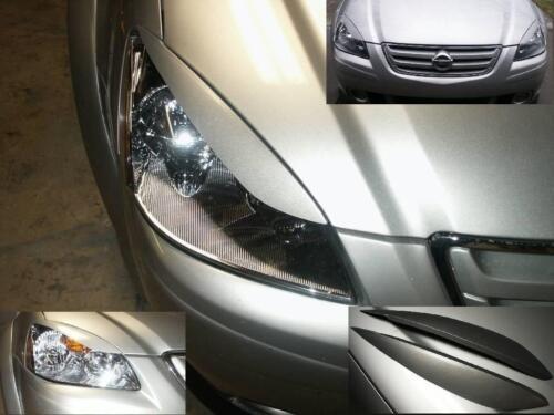 Made to fit Altima Eyelids Nissan 02 03 04 T fiberglass New