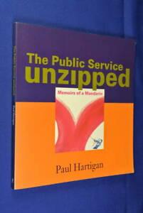 THE-PUBLIC-SERVICE-UNZIPPED-Paul-Hartigan-BOOK-Australian-Public-Servant-Humour