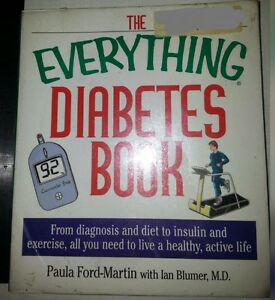 The-Everything-Diabetes-Book