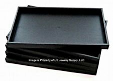 Wholesale 60 Black Stackable Utility Display Trays 14 34 X 8 14 X 1 12