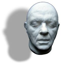 Anthony-Hopkins-Life-Mask-The-Wolfman-Hannibal-Lecter-Silence-of-the-Lambs