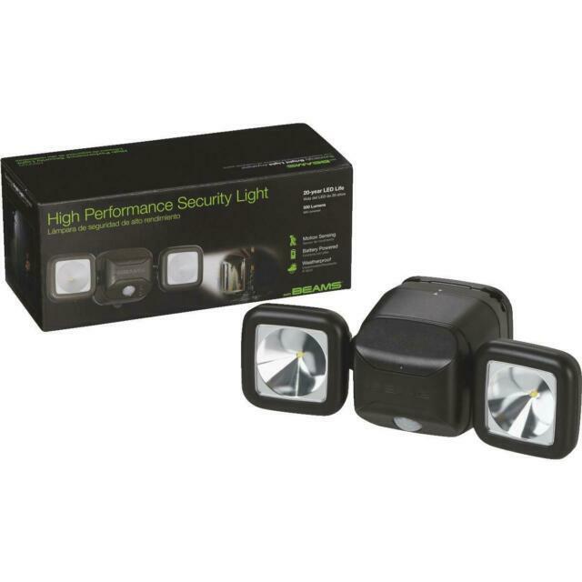 Mr Beams High Performance Spotlight MB3000 Motion Sensored LED Security Light