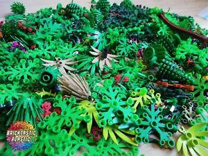 LEGO-Foliage-Leaves-Trees-plants-bushes-Bulk-Mix-Choose-your-Qty